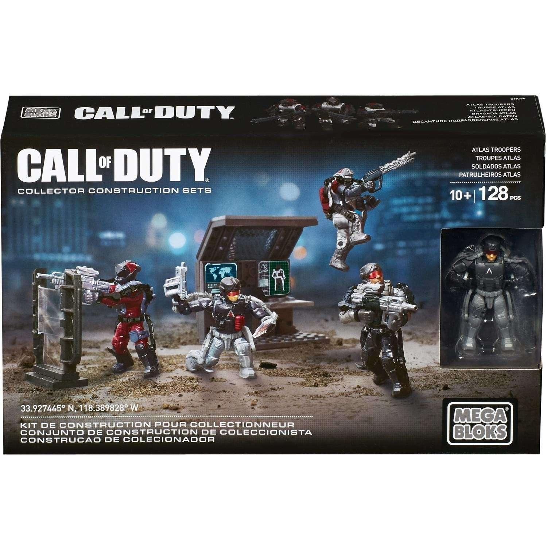 Mega Bloks Call Of Duty Atlas Troopers by Mattel