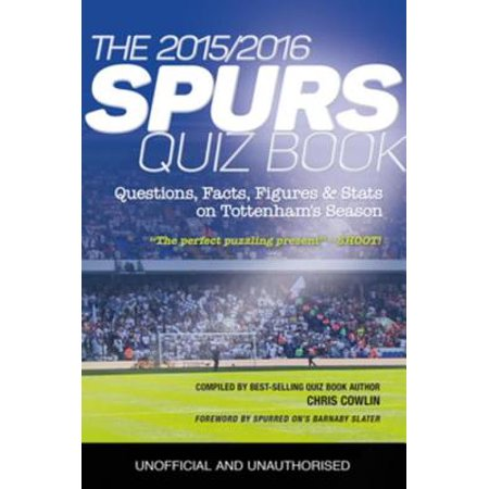 The 2015/2016 Spurs Quiz and Fact Book - - Halloween Quiz Facts