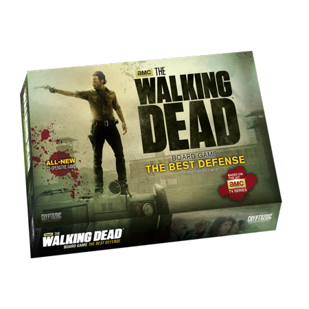 Walking Dead -The Best Defense Board Game (Best Cheap Steam Games)
