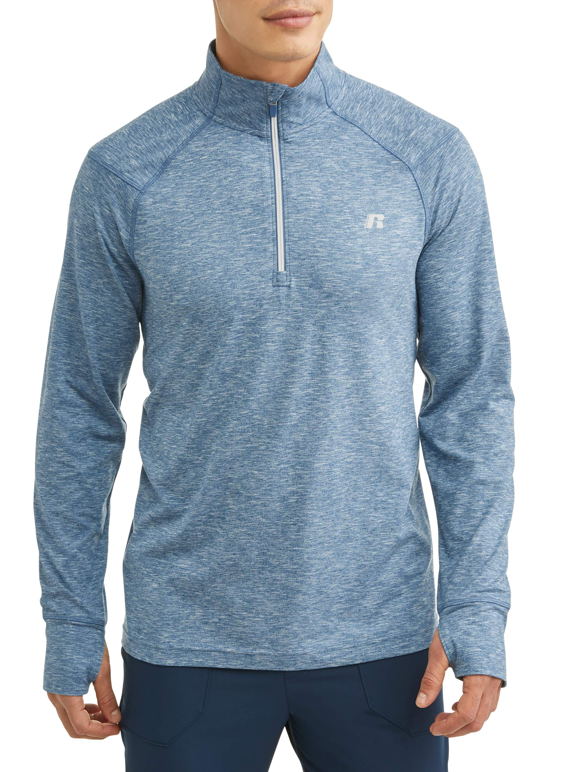 Russell Exclusive Men's Core Quarter Zip Pullover