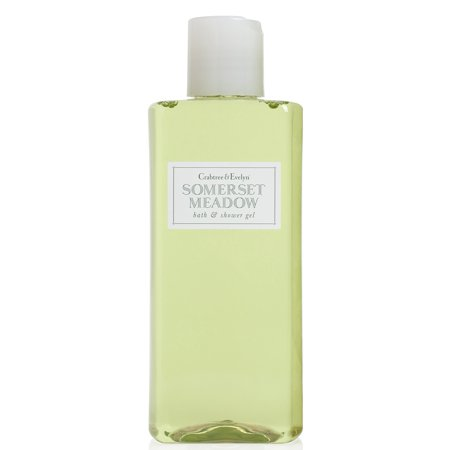 - Crabtree & Evelyn Somerset Meadow Bath & Shower Gel 1.7 FL OZ