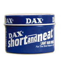 Dax Short And Neat Light Hair Dress - 3.5 Oz