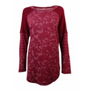 Free People Women's Bed Of Roses Scoop-neck Sweater