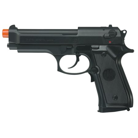 Beretta 2274050 Air Soft Pistol 92FS 6mm 16 Round/Black King Arms Aeg
