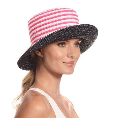 Eric Javits Luxury Fashion Designer Women s Headwear Hat - Braid ... 5b16f79a4d6