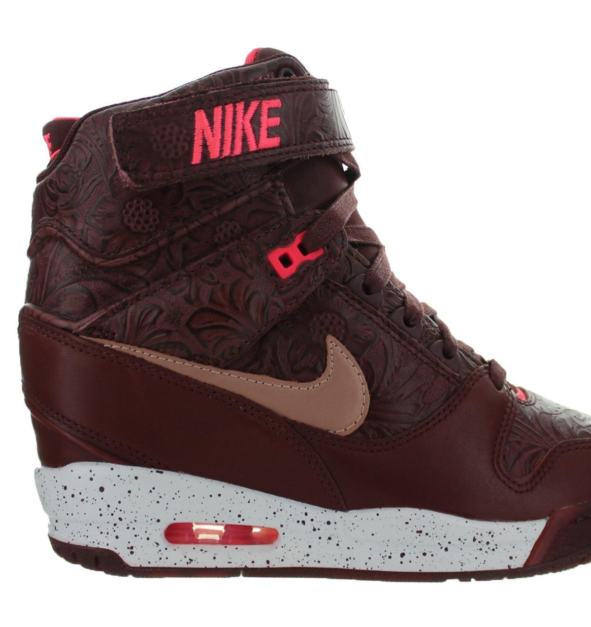 separation shoes 2dcc5 7c7ca norway womens nike air revolution sky high fw qs milan italy barkroot brown  m 6f2ca 97737