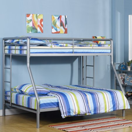 Dhp Ambrose Twin Over Full Bunk Bed