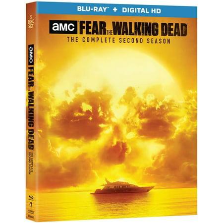Fear the Walking Dead: The Complete Second Season (Blu-ray)](Animated Walking Dead)