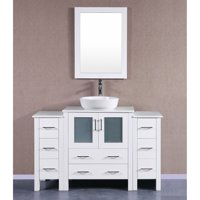 "48"" Bosconi AW124BWLPS2S Single Vanity"