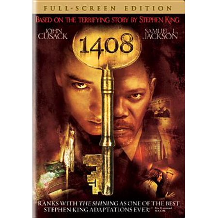 1408 [DVD] [FULL FRAME] (Halloweentown Full Movies)
