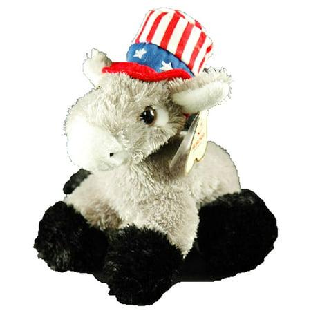 Aurora - Mini Flopsies - Democrat Donkey - Democrat Donkey