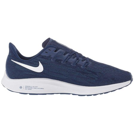 Nike Air Zoom Pegasus 36 Blue Void/Metallic Silver/Coastal Blue (Zoom Victory Nike)