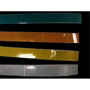 Bright Ideas RS4Y Yellow Reflective Tape by the Foot