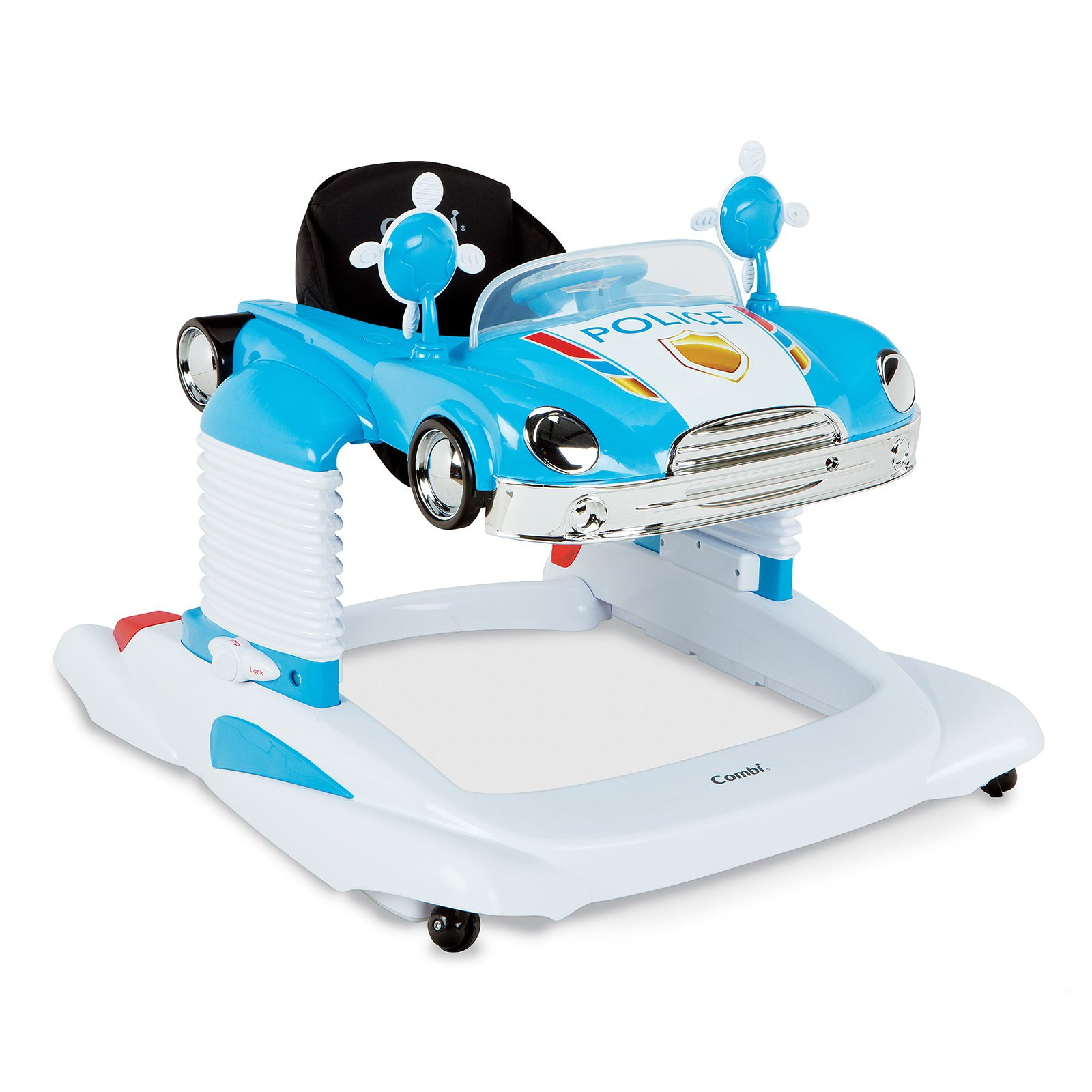Combi Police Car All In One Activity Walker by Combi