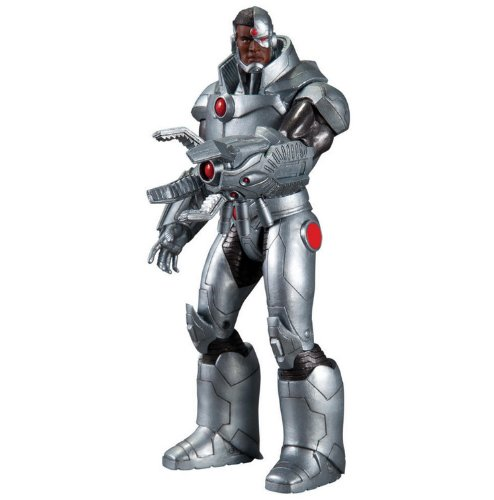 DC Collectibles Justice League: Cyborg Action Figure