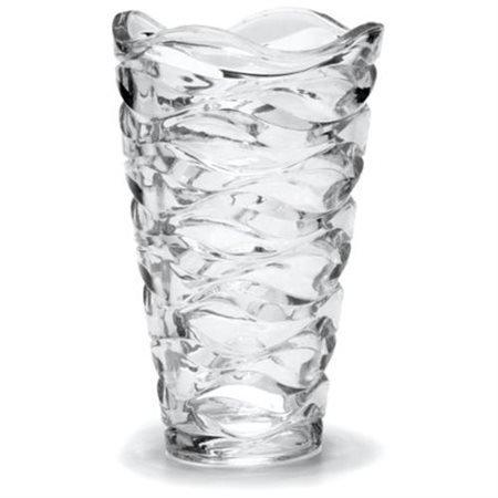 Mikasa Atlantic 11 Inch Crystal Vase Walmart