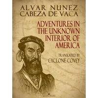 Adventures in the Unknown Interior of America - eBook