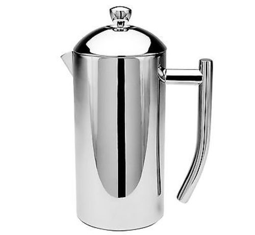 Frieling Mirror Finish Stainless Steel French Press Coffe...