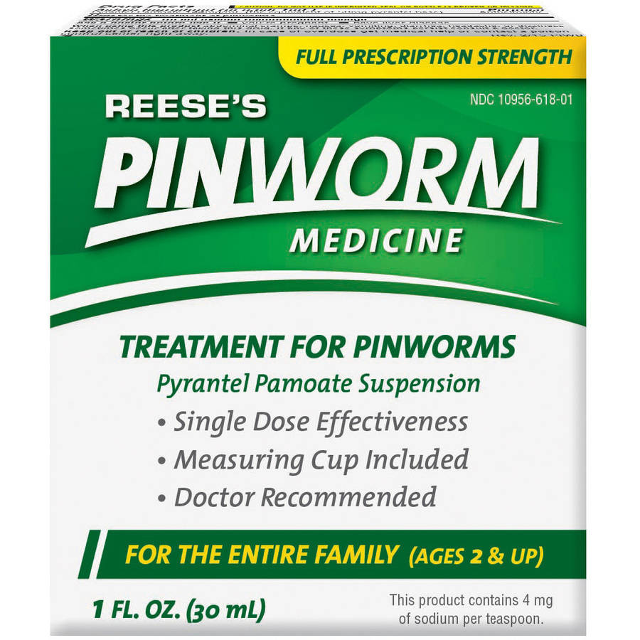 Reese's Pinworm Medicine, 1 oz