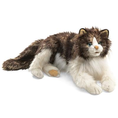 Ragdoll Cat Puppet by Folkmanis by Folkmanis