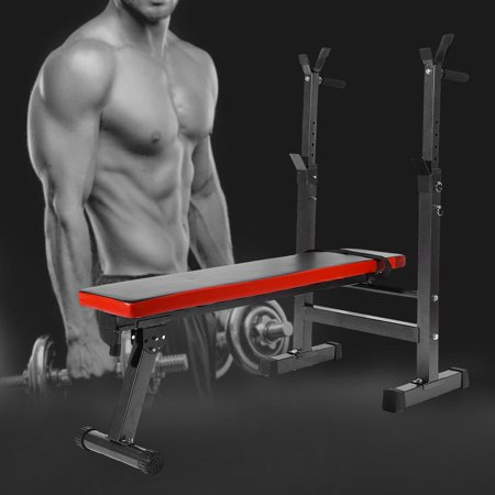 Adjustable Weight/ Sit Up Bench Folding Home Fitness Gym Exercise Lifting Press Bench Incline Decline Bench For Strength