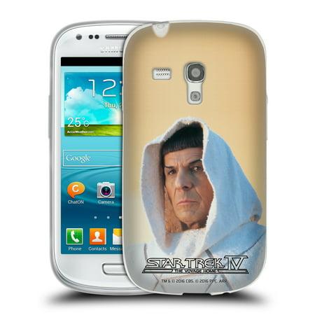 Official Star Trek Spock The Voyage Home Tos Soft Gel Case For Samsung Phones 2