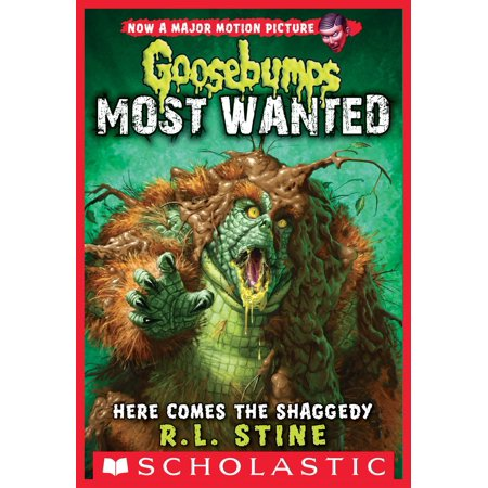 Here Comes the Shaggedy (Goosebumps: Most Wanted #9) -