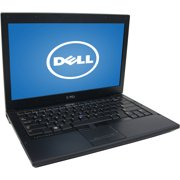 "Refurbished Dell 13.3"" E4310 Laptop PC with Intel Core i5-520M Processor, 6GB Memory, 128GB Solid State Drive and Windows 10 Home"