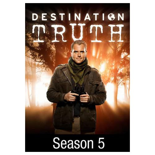 Destination Truth: Season 5 (2012)