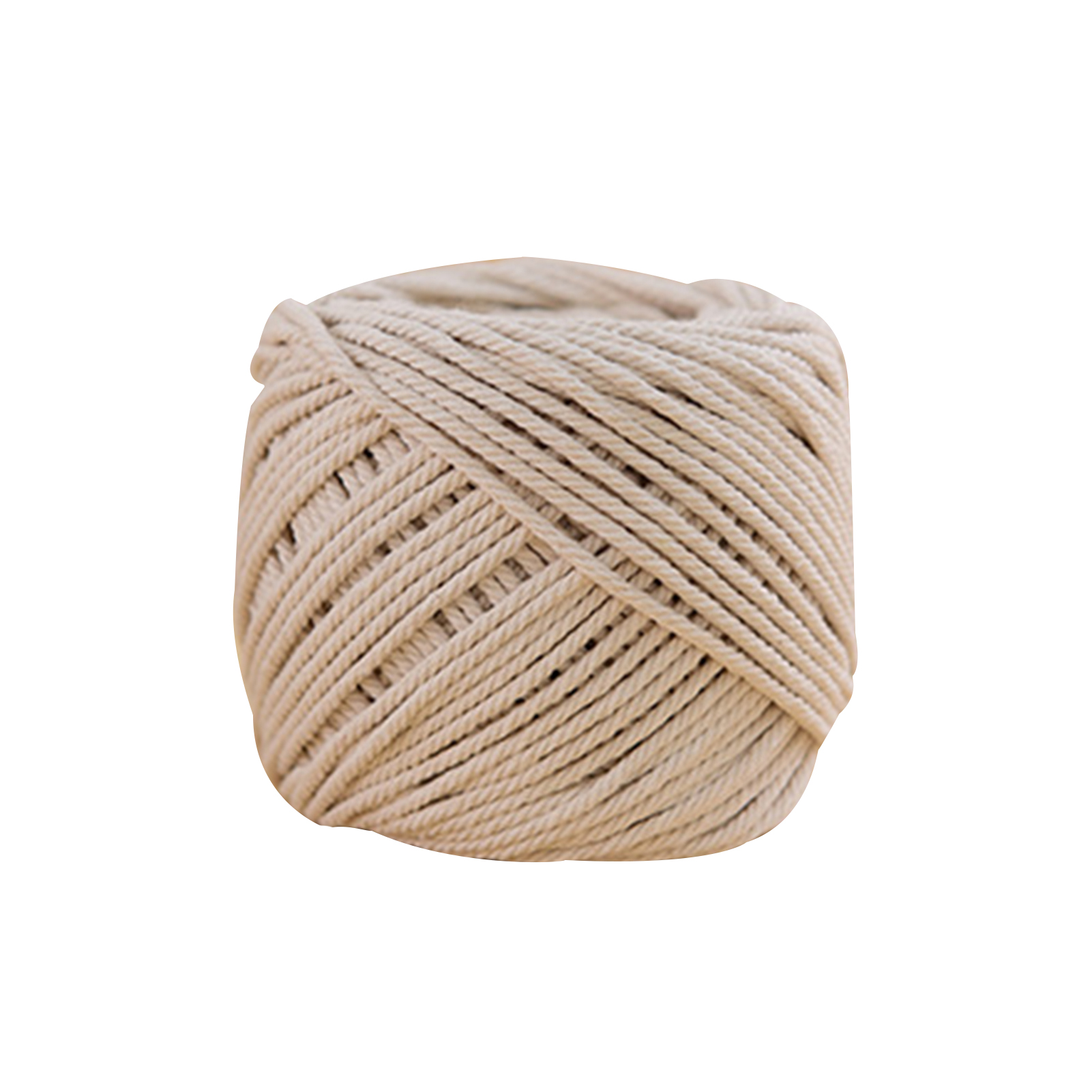 D-tal Briaded Elastic Band White Elastic String Cord Heavy Stretch High Elasticity Knit Elastic Band for Sewing Craft DIY 1//8 inch