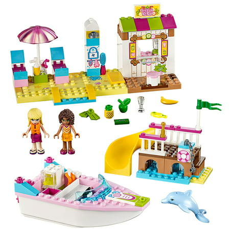Lego Juniors Andrea   Stephanies Beach Holiday 10747