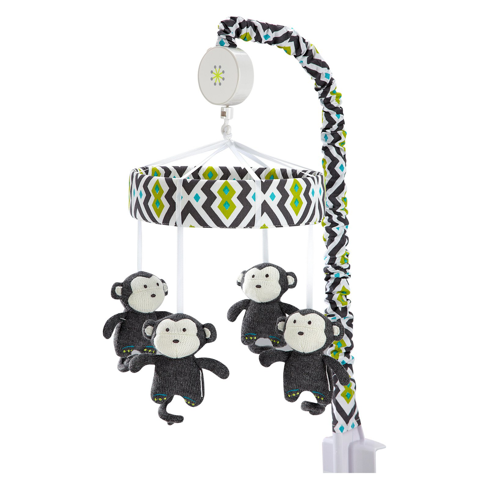 Jonathon Adler Happy Chic Baby Safari Monkey Musical Mobile by Jonathon Adler
