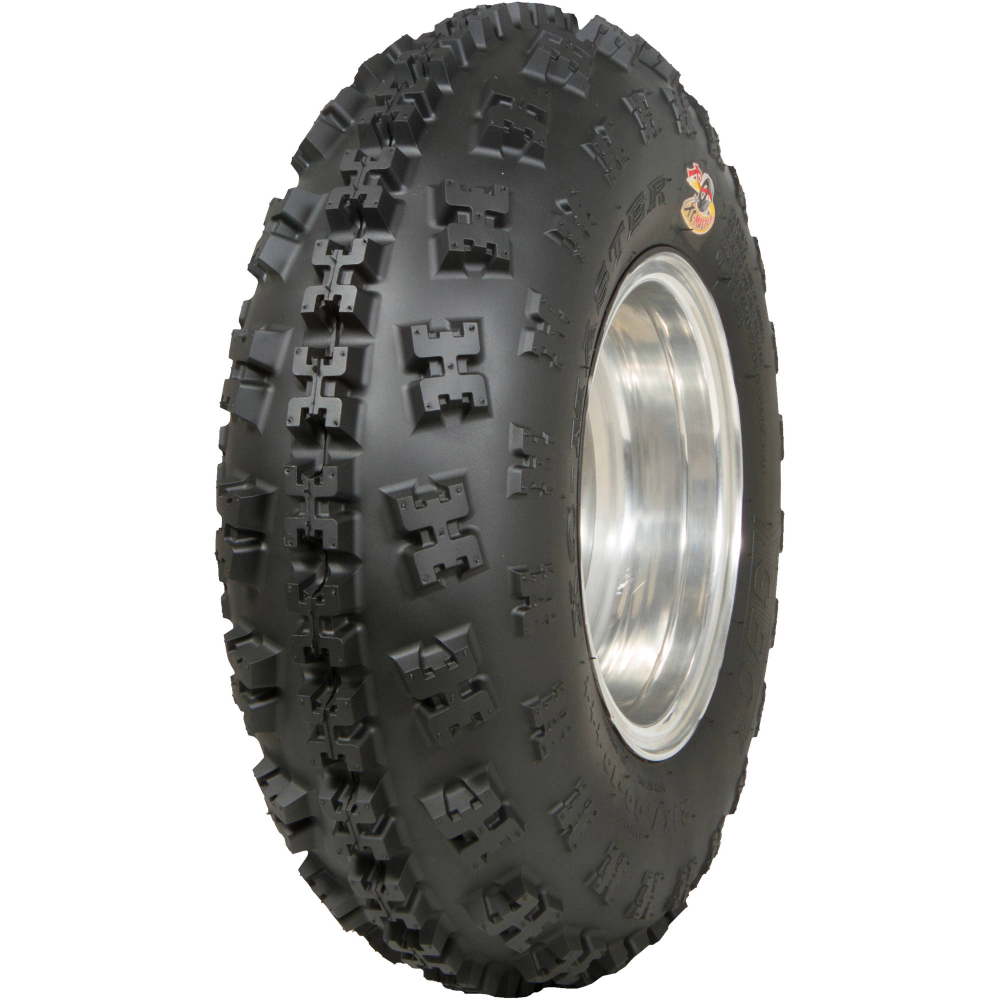 GBC Motorsports XC-Master 22X7.00-10 6 Ply ATV Front Tire (Tire Only)