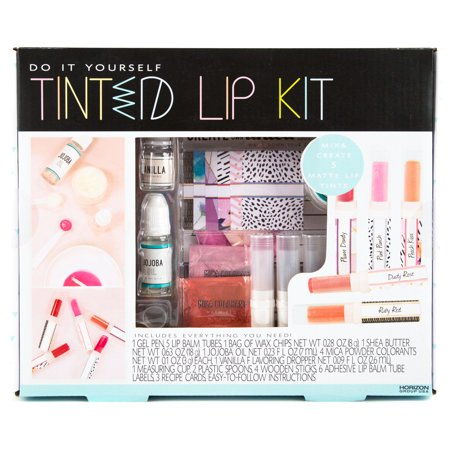 Horizon Group USA Do It Yourself Tinted Lip Kit, 1 Each
