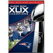 New England Patriots: Super Bowl XLIX Champions (DVD) by Gaiam Americas