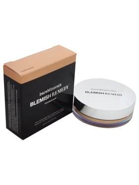 Blemish Remedy Foundation - Clearly Silk 05 by bareMinerals for Women - 0.21 oz Foundation