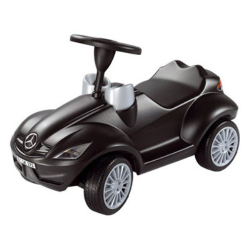 Big Bobby SLK Benz Car Riding Push Toy