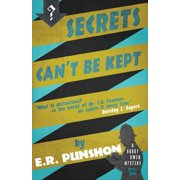 Secrets Can't Be Kept : A Bobby Owen Mystery