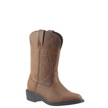 Herman Survivor Men's Fort Western (Embroidered Western Boots)