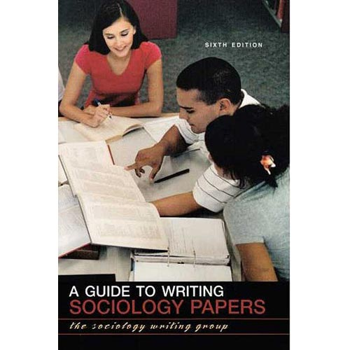 Sociology papers for sale