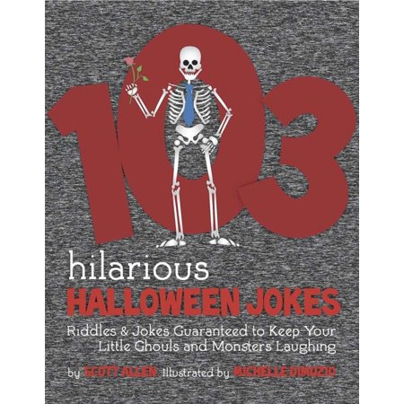 103 Hilarious Halloween Jokes For Kids - eBook