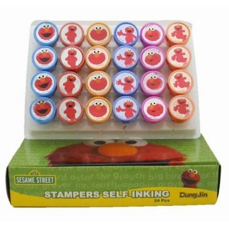 Elmo Bubbles (Elmo Stampers Party Favors 10)