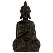 Resin Buddha In Abhaya Mudra
