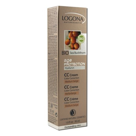 Logona Natural Body Care Age Protection Skin Care Cc