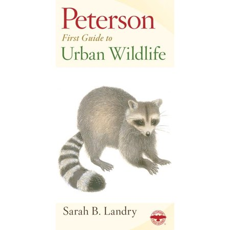 Life Urban Envelope - Peterson First Guide to Urban Wildlife