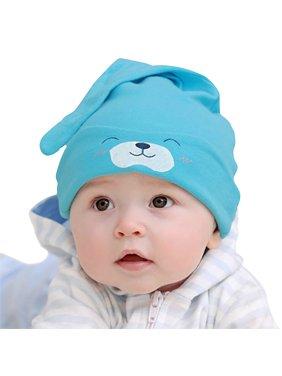 Newborn Blue Baby Kit Hat