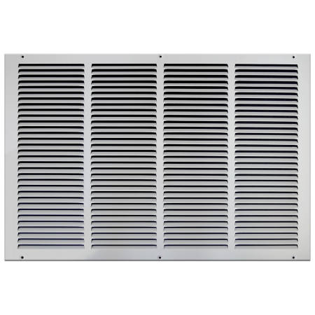 24 x 16 White Return Air Grille