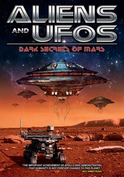 Aliens & UFOs: Dark Secrets of Mars (DVD) by WORLD WIDE MULTI MED