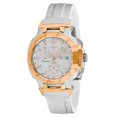 Tissot Women's T-race Watch Quartz Sapphire Crystal T0482172701700
