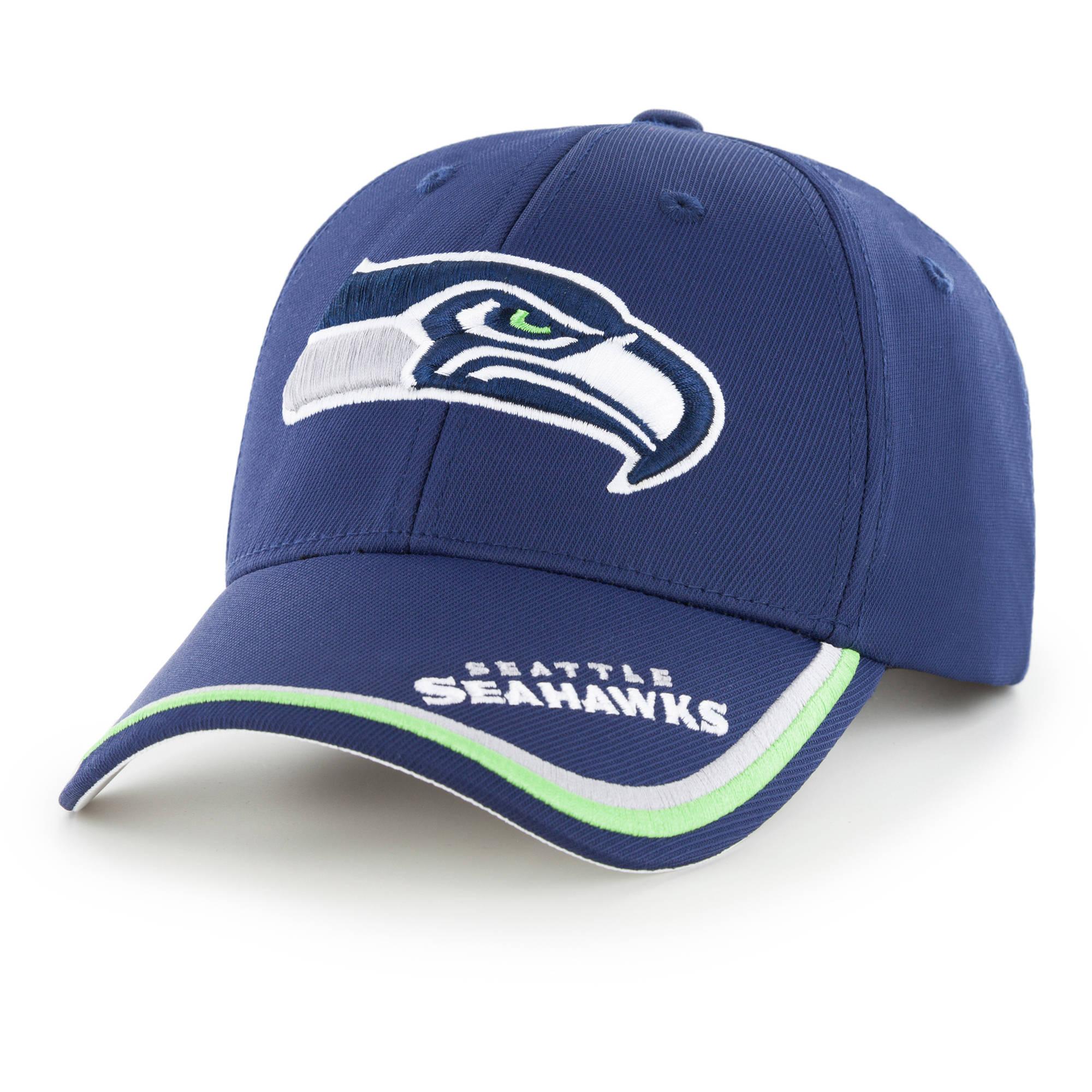 ... official nfl seattle seahawks forest cap hat by fan favorite 20561  0660a ... 55863e8d9958